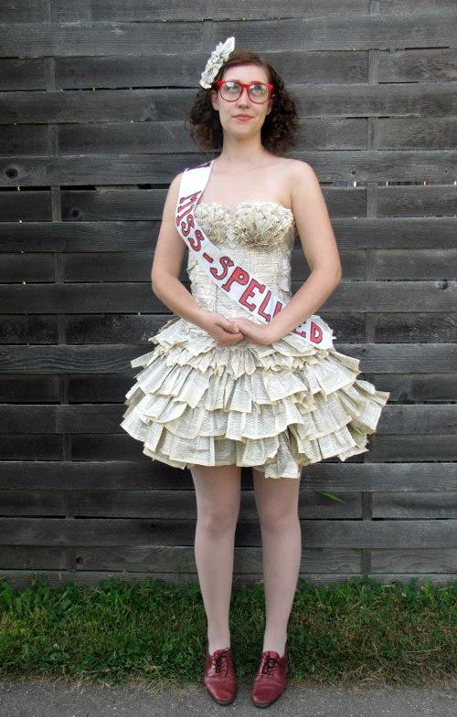 Thesaurus Miss Spelled Page Dress