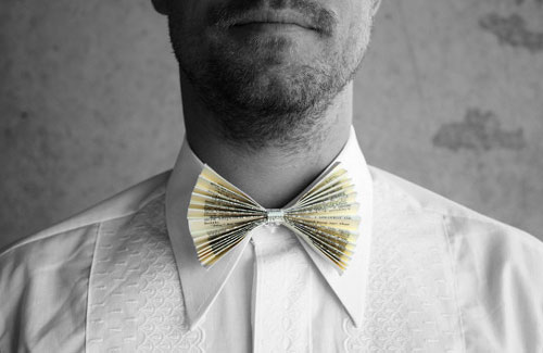 Paper Bowtie
