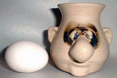Nose Egg Separator