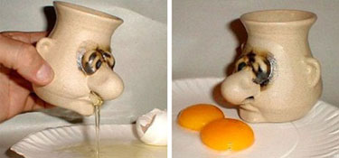 Egg Separator Nose