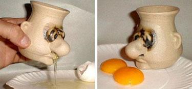 Egg Separator Nose