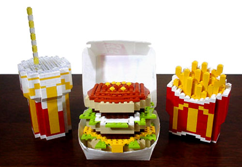 Lego Value Meal