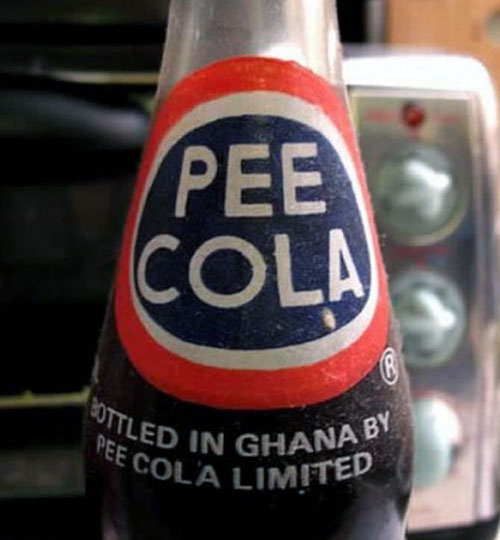 Pee Cola