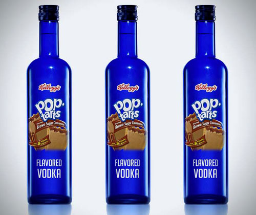 Brown Sugar And Cinnamon Pop Tart Vodka
