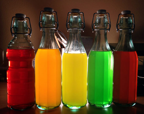 Skittles Infused Vodka