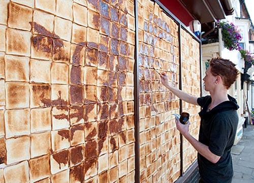 Marmite and Jam Art