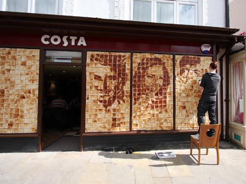 Toast Mural
