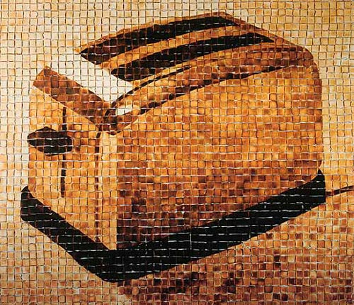 Toasted Mural Of A Toaster