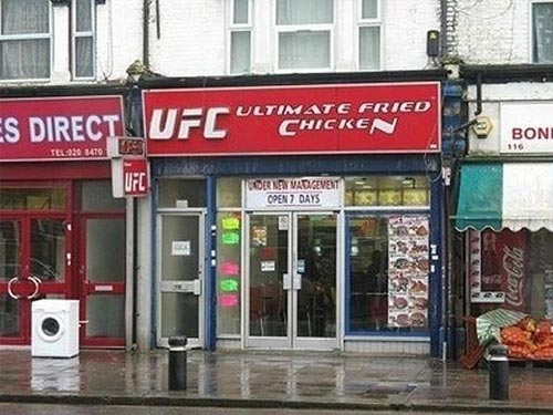 Ultimate Fried Chicken Restaurant