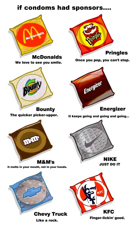 Condom Sponsors