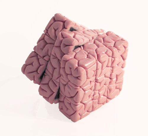 Rubiks Cube Brain