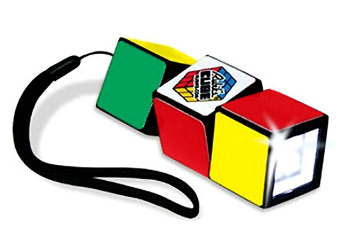 Rubiks Cube Flashlight