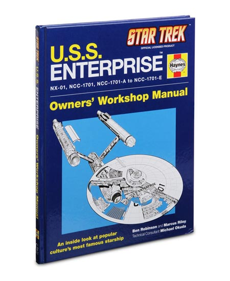 Haynes Manual For Star Trek Enterprise