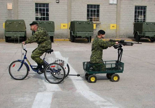 Military Budget Cutbacks