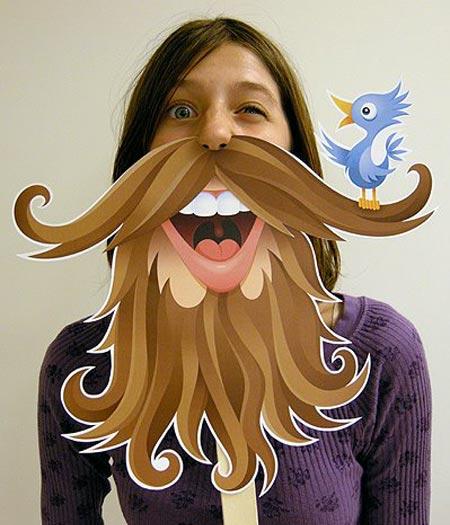 Twitter Beard