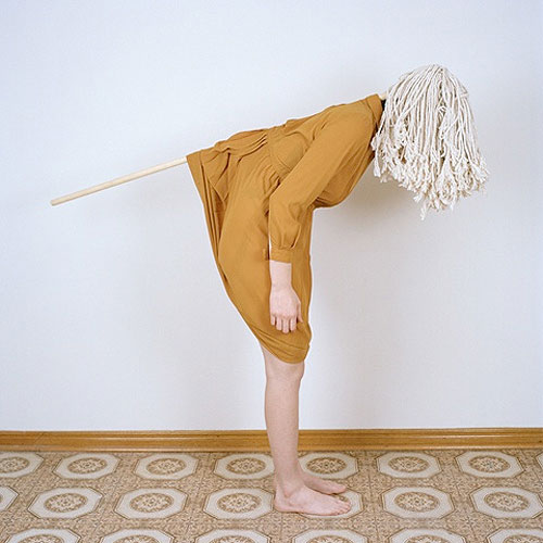Mop Head Art Photography