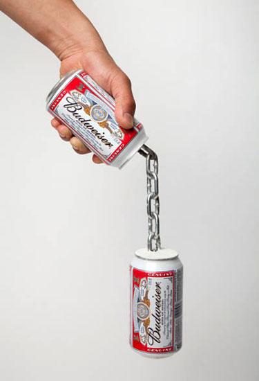 Budweiser Nunchucks