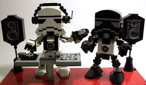 Stormtrooper DJs