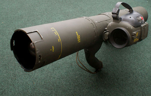 Javelin Rocket Launcher Replica