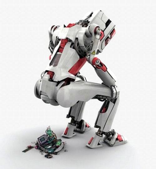 Robot Dump