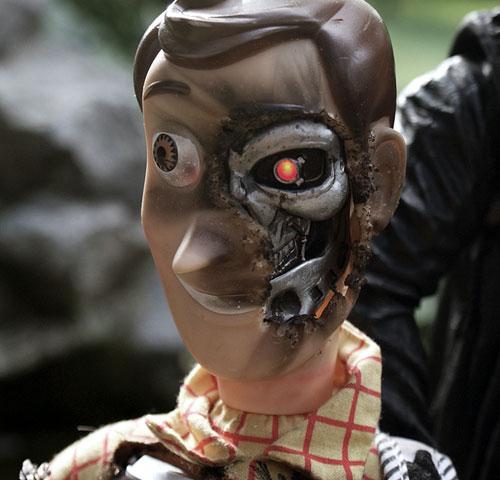 Terminator Woody