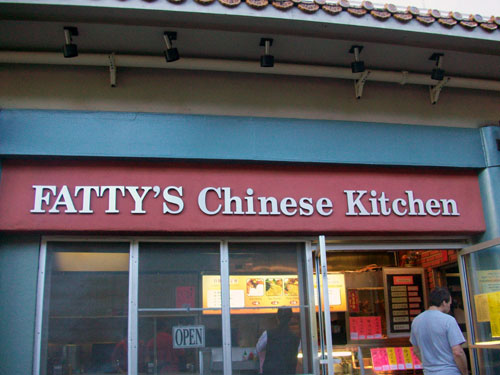 Fatty's Chinese Kitchen