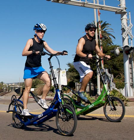 Elliptical Bikes