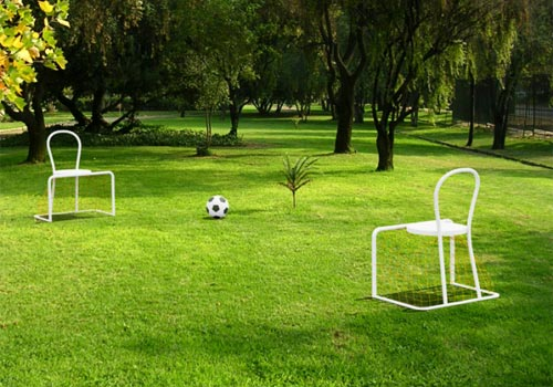 Soccer Net Chairs
