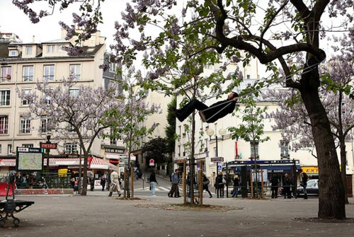 Downtown Paris Swing
