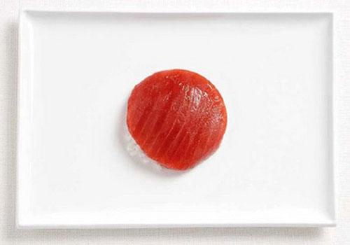 Japanese Food Flag
