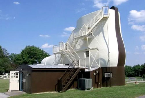 Giant Shoe House