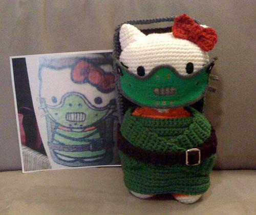 Hello Kitty Crochet: Supercute Amigurumi Patterns for Sanrio ...   420x500