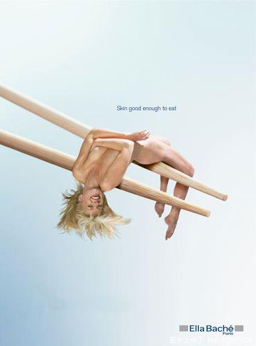 Skin Tags On Dogs >> Ella Bache Skin Care Print Ads » Funny, Bizarre, Amazing Pictures & Videos